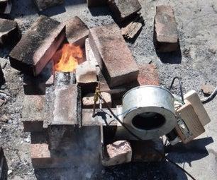 Waste Oil Burner