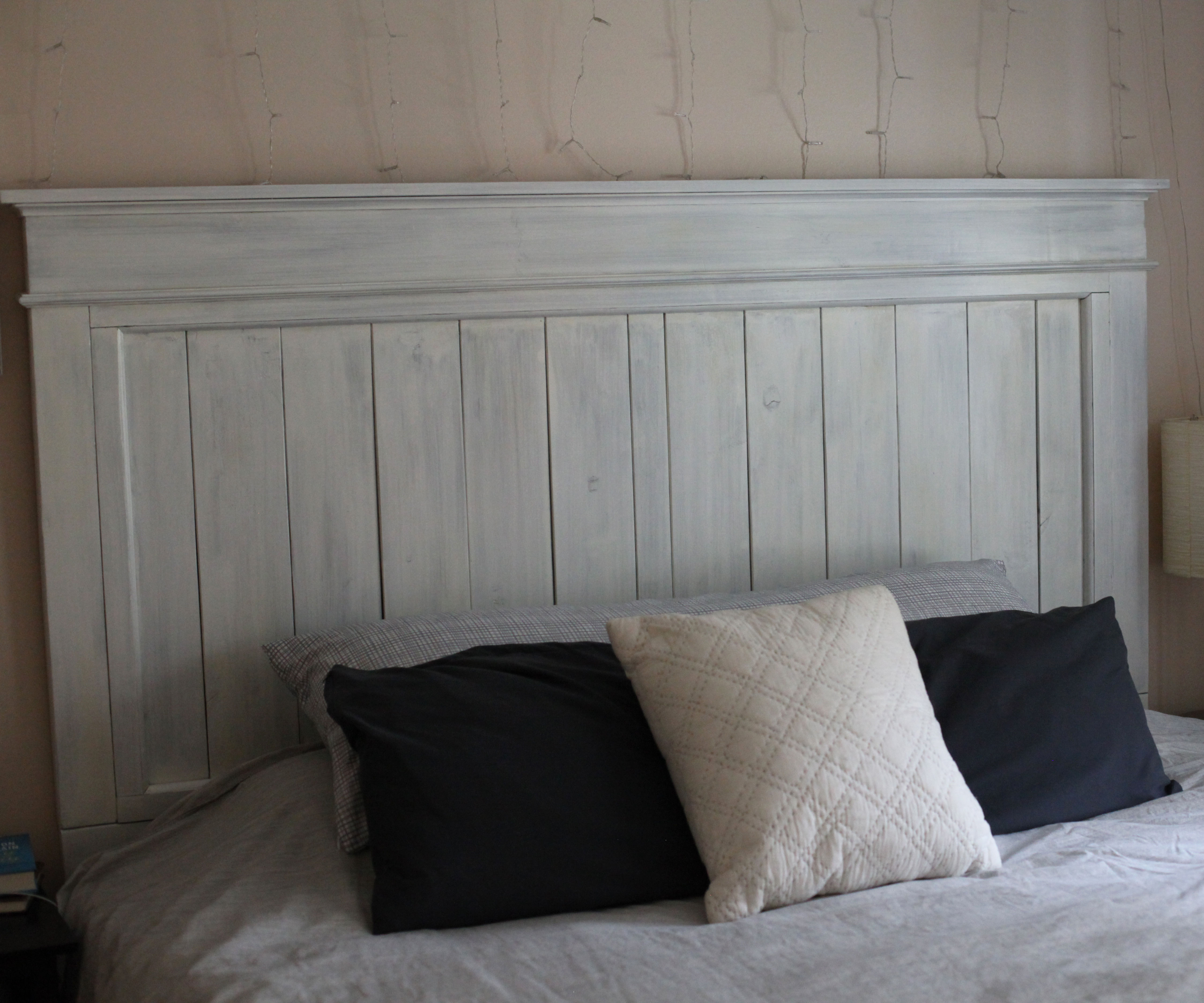 Diy Farmhouse Headboard 9 Steps With Pictures Instructables