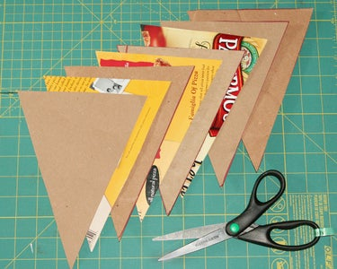 Cut Out Some Cardboard Triangles