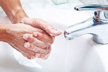 Clean Smells From Hands