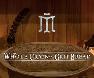 Epic Whole Grain Grit Bread