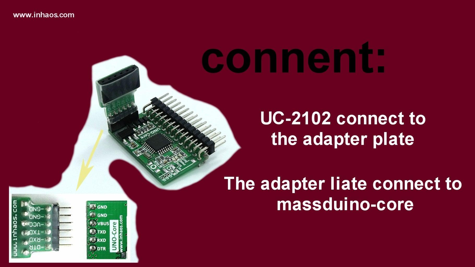 The Massduino-uno-core