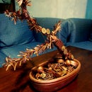 Steampunk Bonsai