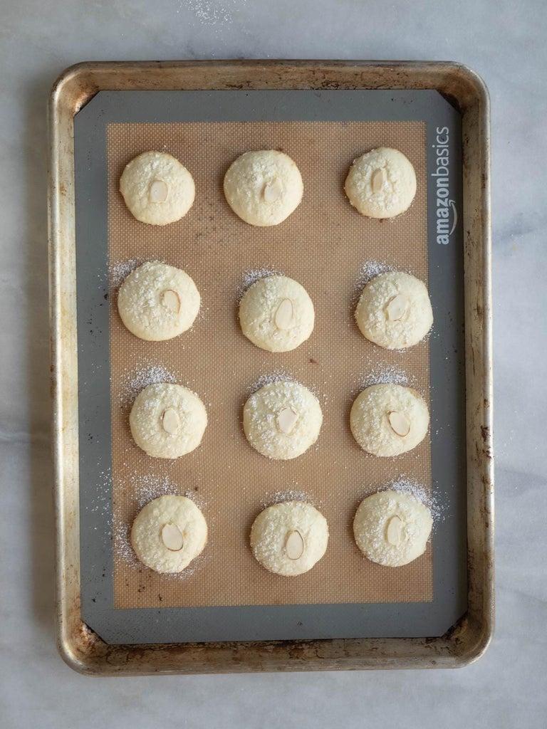 Bake, Cool, Enjoy :)