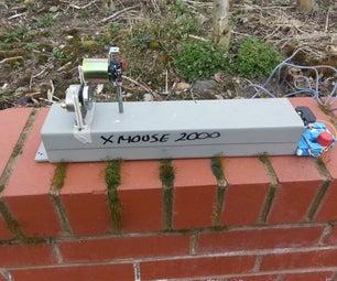 XMouse2000 Electronic Mouse Trap (no Kill)