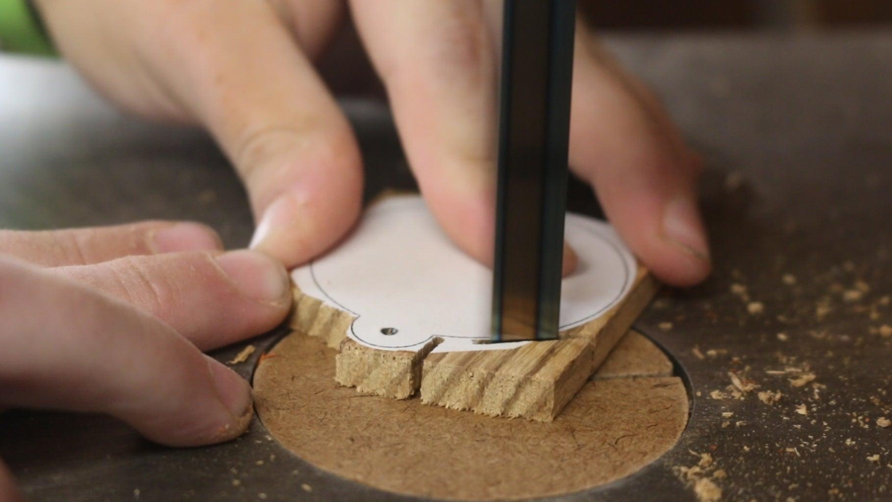 Creating the Shape