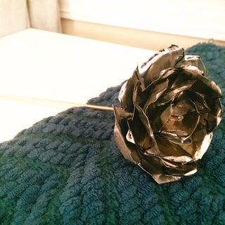 The Tin Can Rose