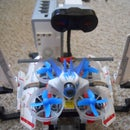Lego Mindstorms EV3 Race Gate Timer for Micro Drones