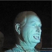 3D Face Projection