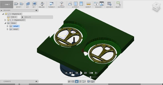General 3D Machining Workholding Considerations