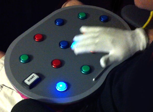 Occupational Therapy Dexterity/Cognitive Aid