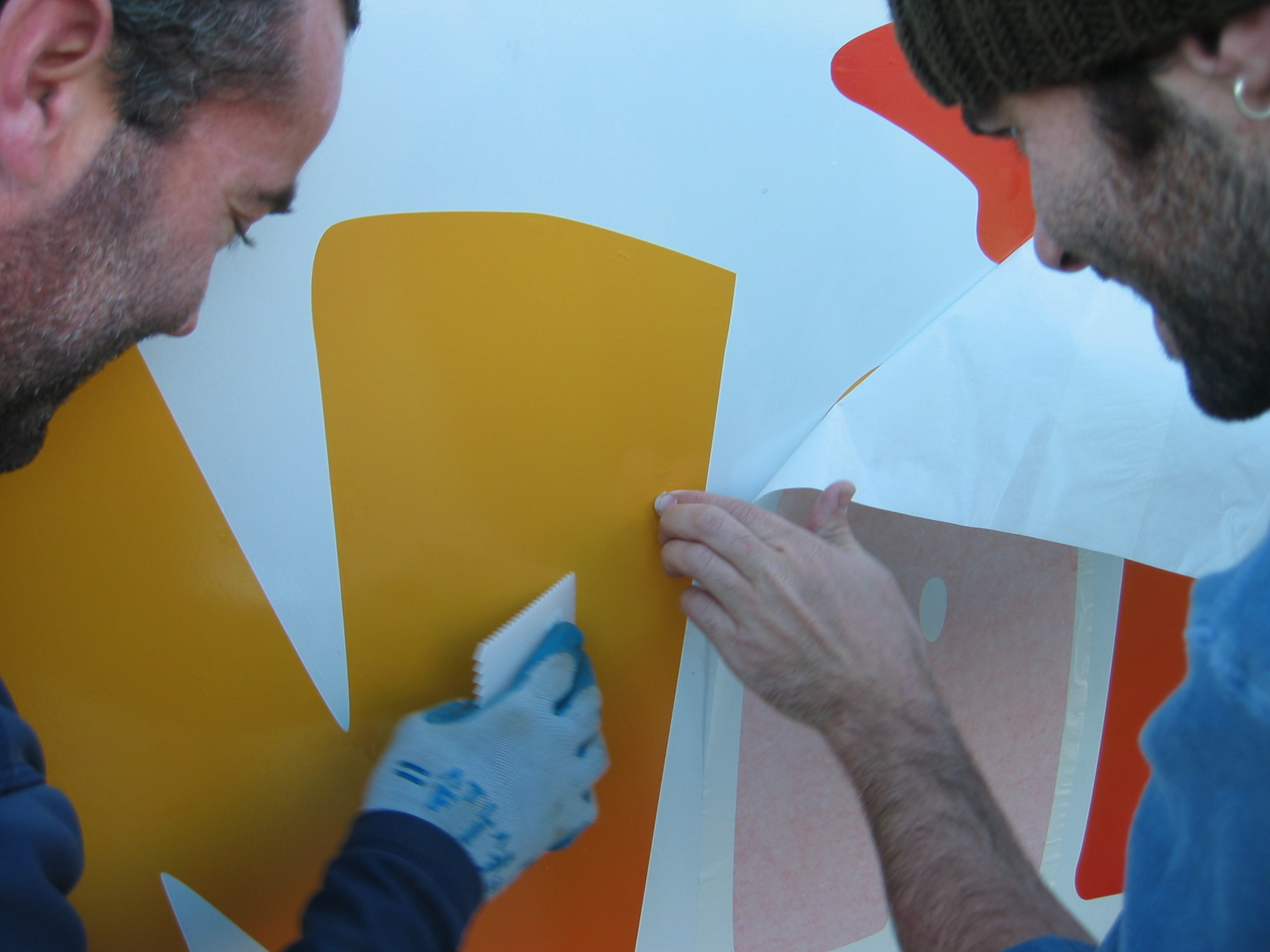 Apply Big Decals Without Wrinkles or Bubbles