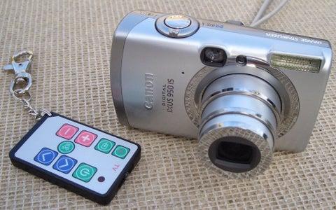 Remote for Canon Compact Cameras
