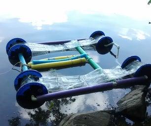 Peddle Raft