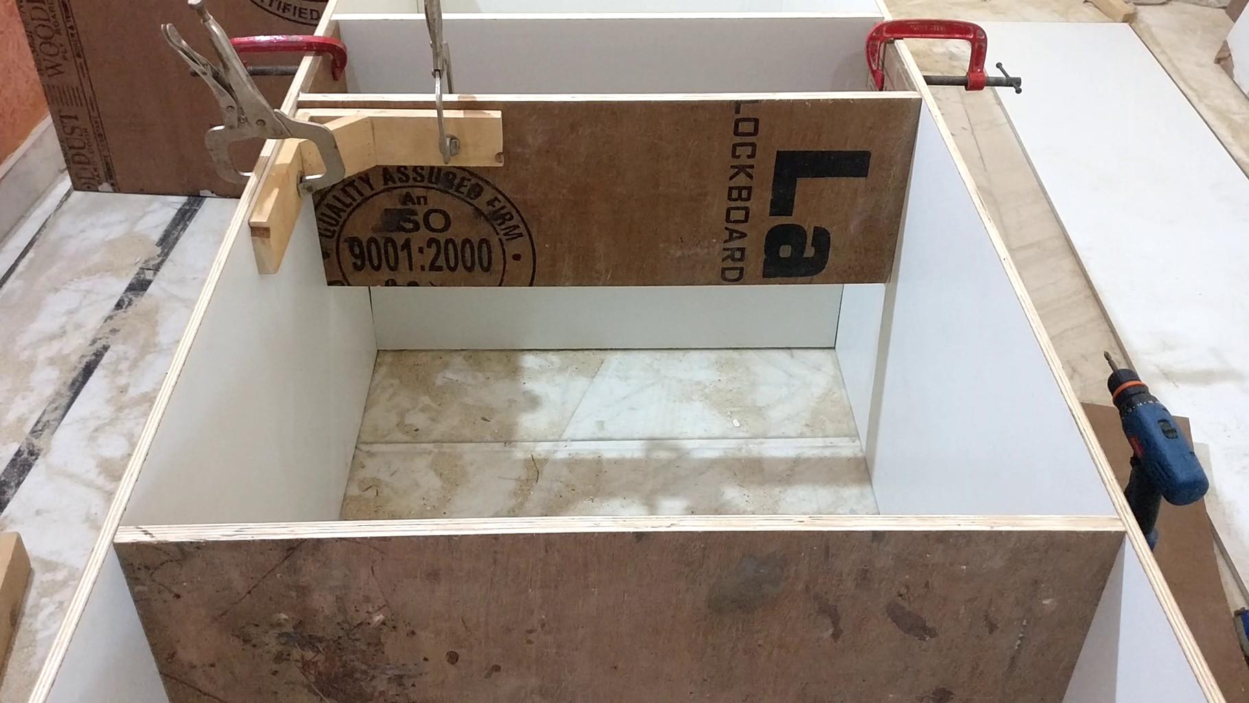 Building Display Unit.