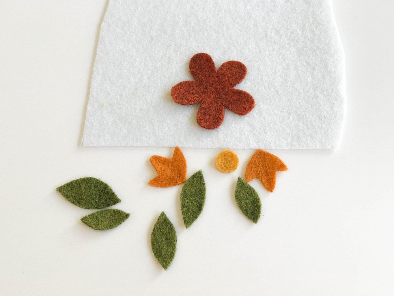 Cut Out Decorative Elements