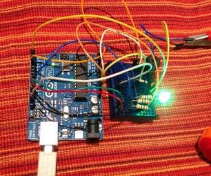 Arduino RGB LED & Piezo Music Sync