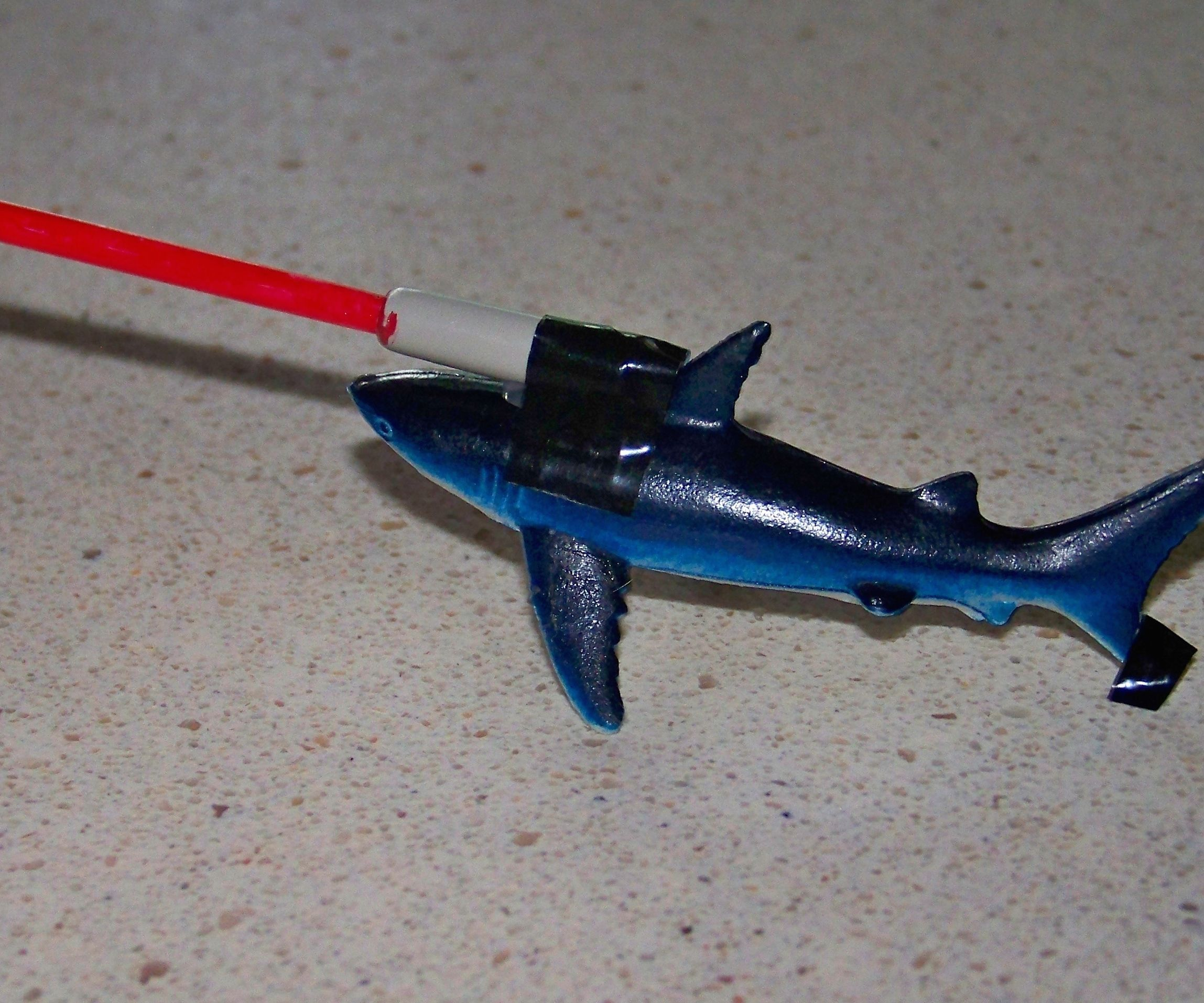 Sharks with Frickin' Laser Beams Attached to their Heads!