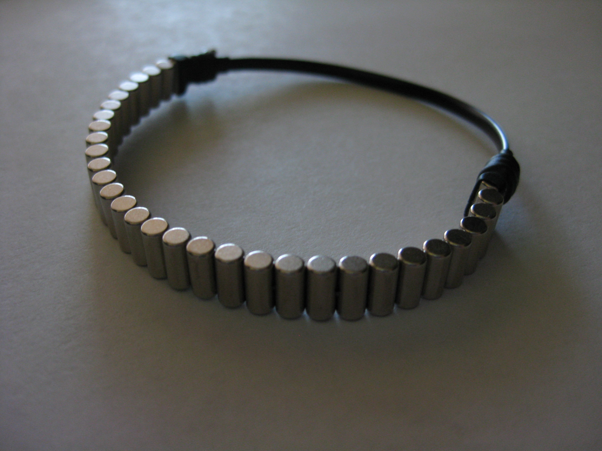 Make a Magnet Bracelet