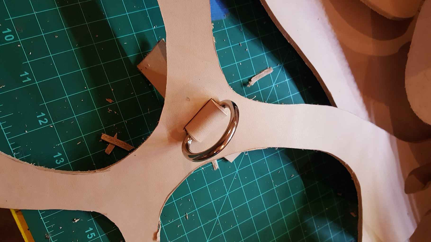 Fancy Little D-ring Capture Method