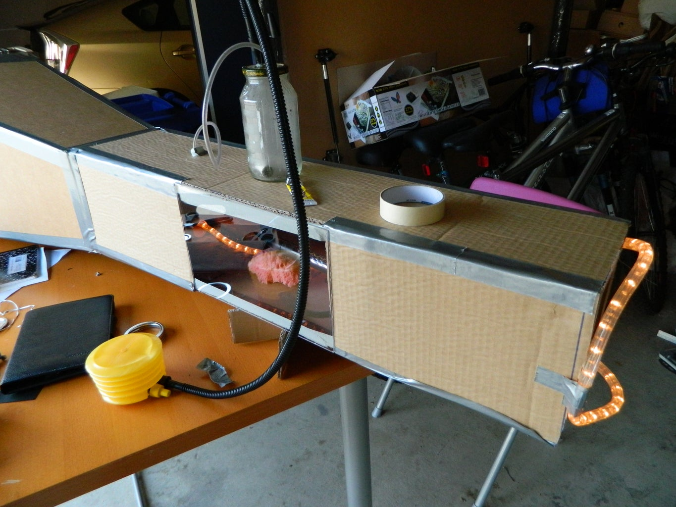 How to Make a Wind Tunnel
