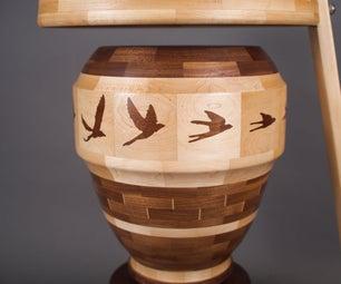 Wooden Zoetrope