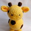 Sonia the Giraffe
