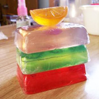 Easy Homemade Soap