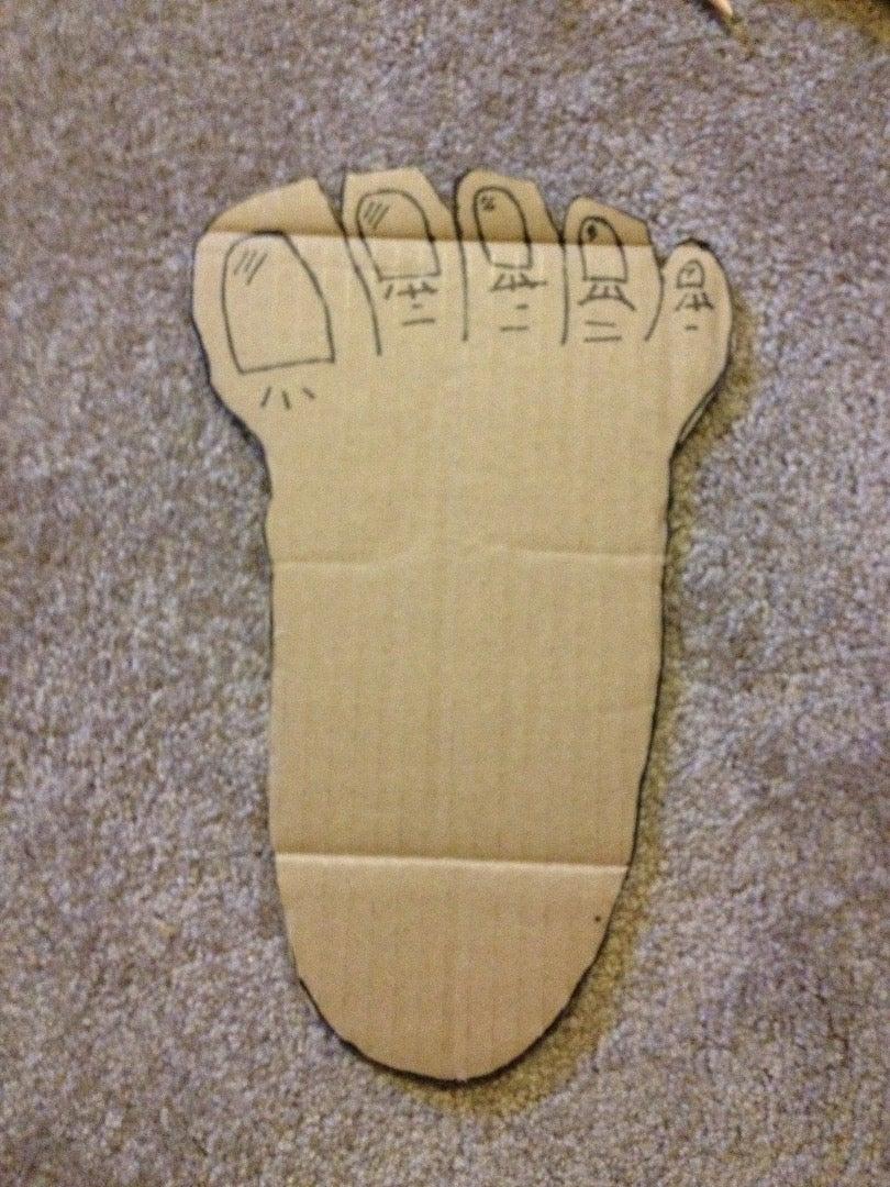 Design Toes
