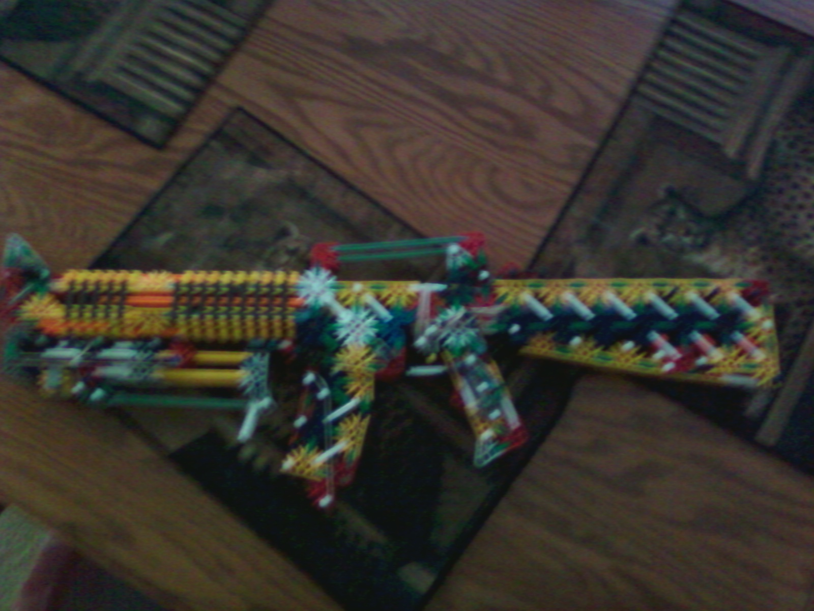 knex m16 (New and Improved)
