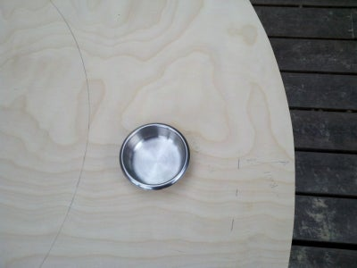 Cup Holder Cut Outs