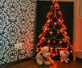 Anti-cat Christmas Tree