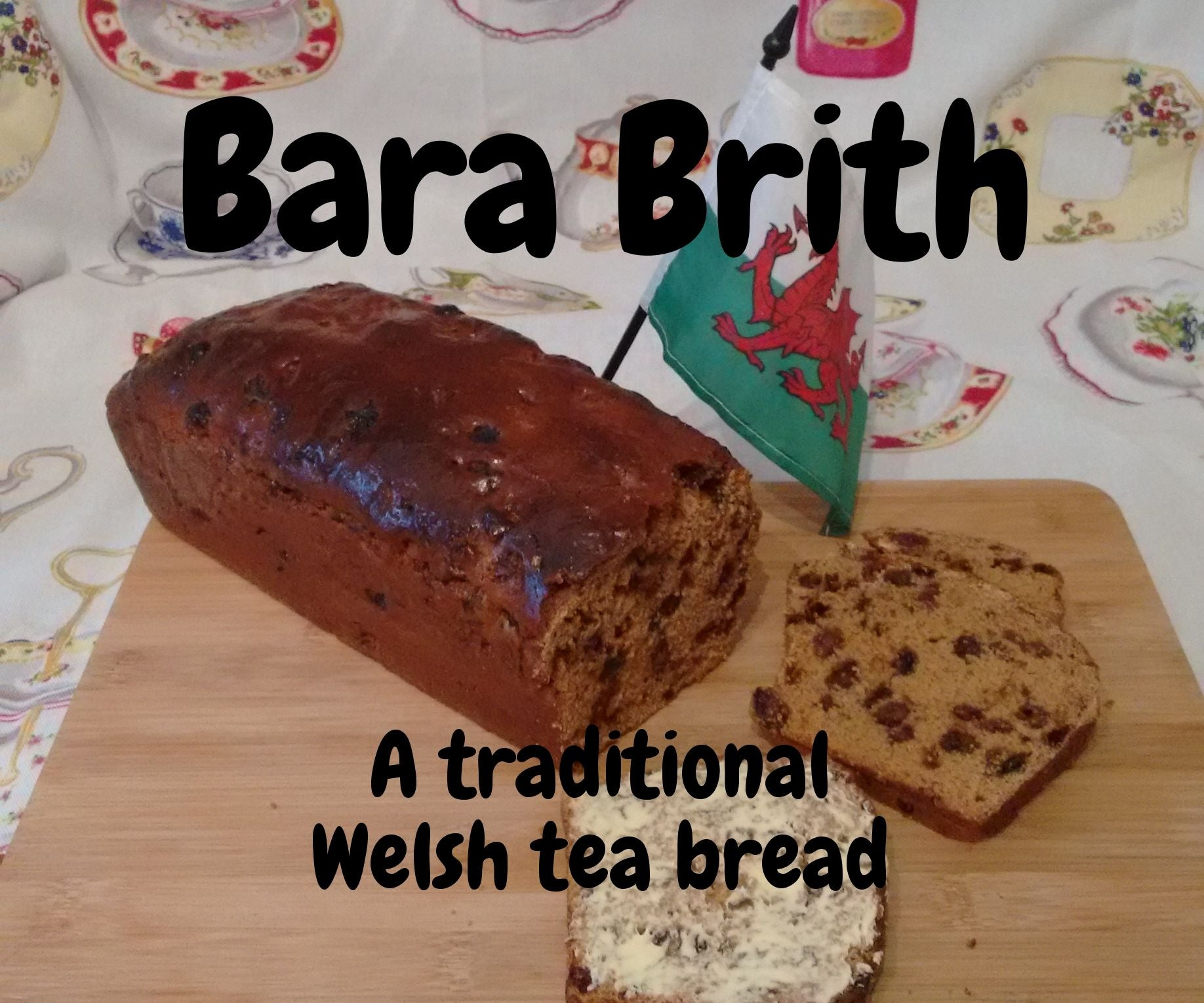 Bara Brith A Traditional Welsh Tea Fruit Bread 10 Steps With Pictures Instructables
