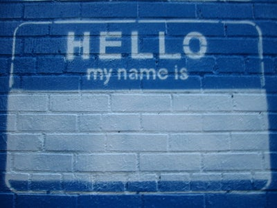 Pen Names