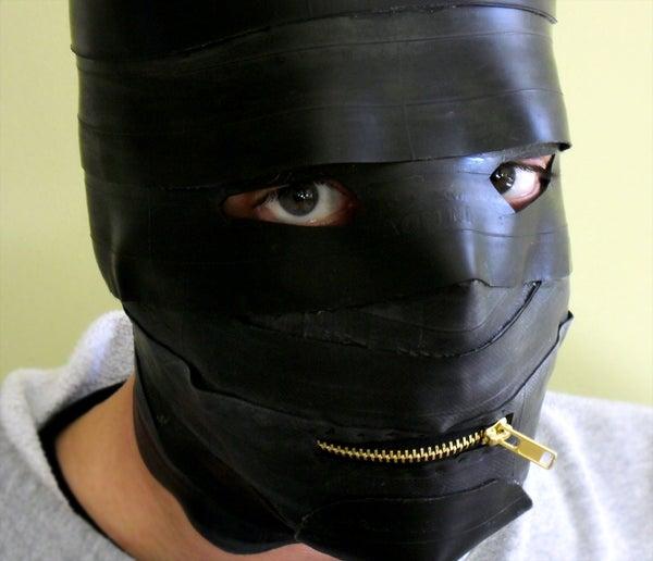 Inner Tube Gimp Mask