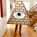 Easy Halloween Illuminaughty Costume