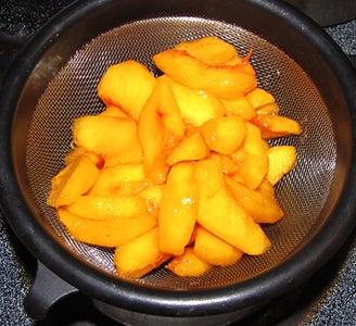 Peach Tart Filling