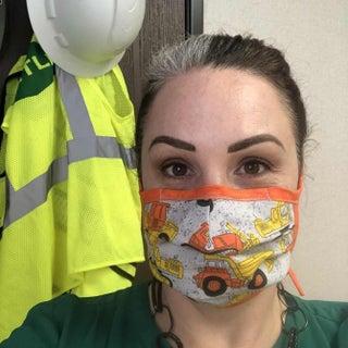 A.B. Mask 2.0 - for a Nurse by a Nurse