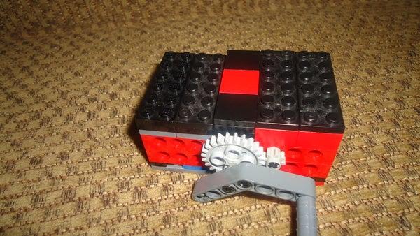 Led Lego Flash Light
