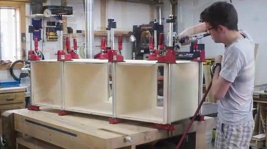 Storage Cabinet - Step 2