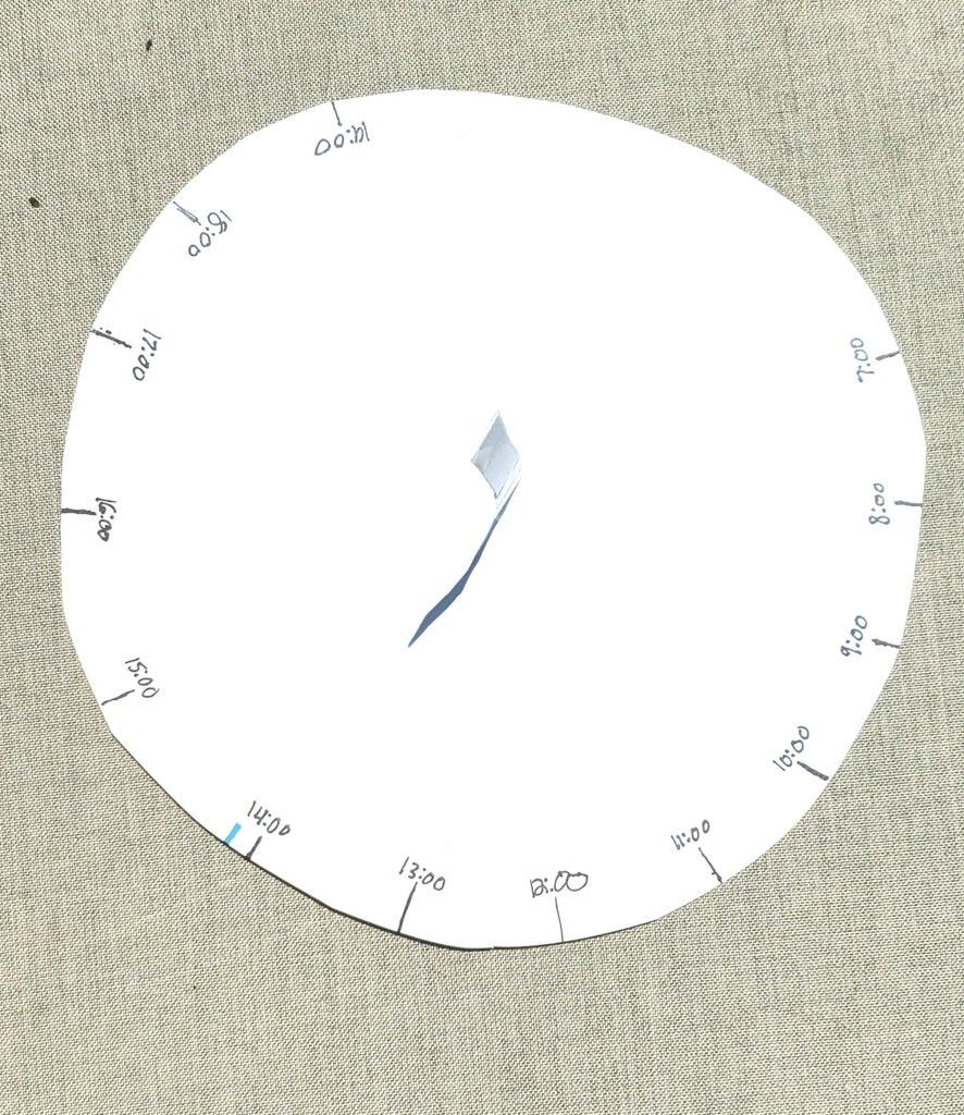 The Easiest DIY Sundial