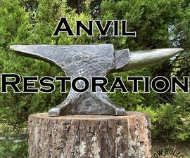 How to Lightly Restore an Anvil