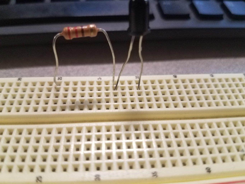 Wire the Breadboard