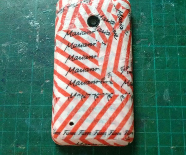 Sweet Wrapper Phone Case