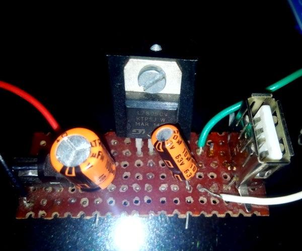5V on the Go Power Supply