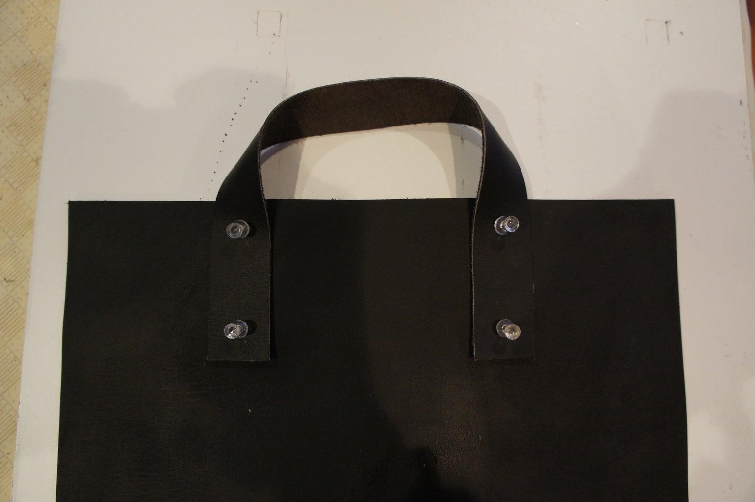 Back Panel: Hand Strap