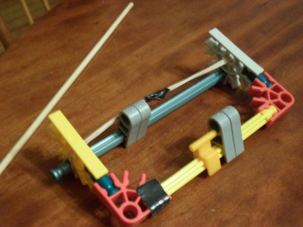 Knex Mini Skewer Bow (Simple)