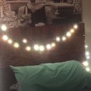 Wooden Headboard for Dorm Beds