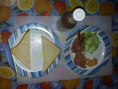 How to Make a B.L.T.H Sandwich