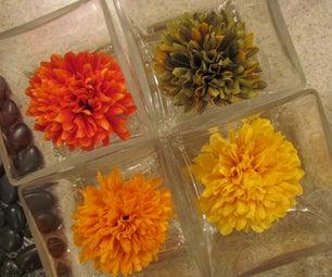 Jell-O Flower Centerpiece
